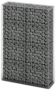 vidaXL Gabionensäule 150 x 100 x 30 cm