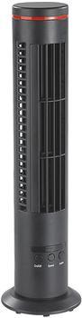 Newgen Medicals USB Tisch Mini Turmventilator VT-194.T mit Ionisator Luftreiniger