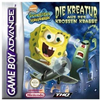 SpongeBob Schwammkopf - Kreatur aus der Krossen Krabbe (GBA)