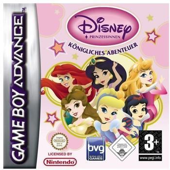 Disneys Prinzessinnen - Königliches Abenteuer (GBA)