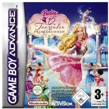 Barbie und die 12 tanzenden Prinzessinnen (GBA)