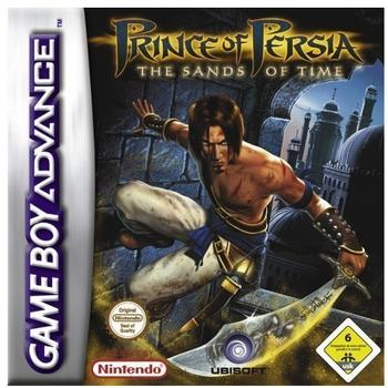 Prince of Persia - The Sands Of Time (GBA)