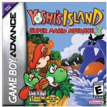 Super Mario Advance 3: Yoshi's Island (GBA)