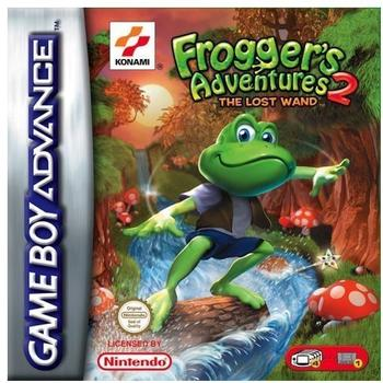 Frogger's Adventures 2 (GBA)