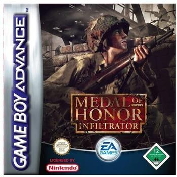 Medal of Honor - Infiltrator (GBA)