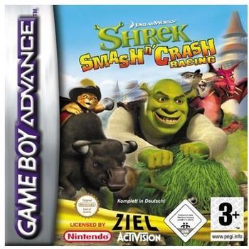 Shrek Smash'n'Crash Racing (GBA)