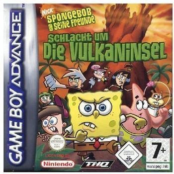 SpongeBob & Freunde - Schlacht um die Vulkaninsel (GBA)