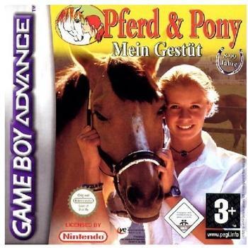 Pferd & Pony: Mein Gestüt (GBA)