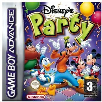 Disneys Party (GBA)