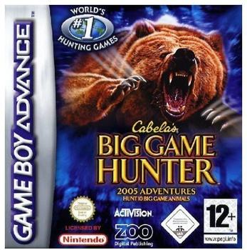Cabelas Big Game Hunter 2005 Adventures (GBA)
