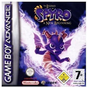 The Legend of Spyro - A New Beginning (GBA)