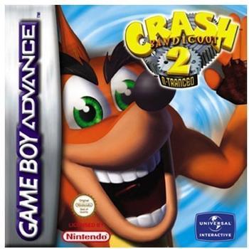 Crash Bandicoot 2 - N-Tranced (GBA)