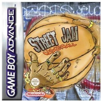 Street Jam Basketball (GBA)