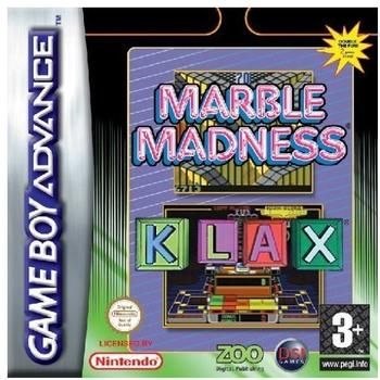 2in1 - Marble Madness / Klax (GBA)