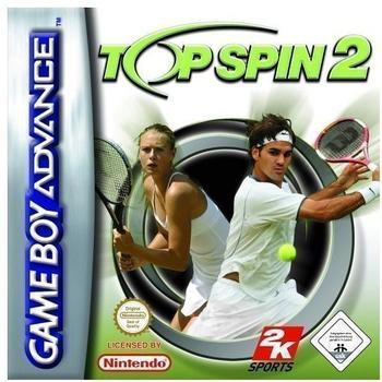 Top Spin 2 (GBA)