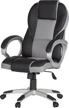 Amstyle Race Chefsessel grau