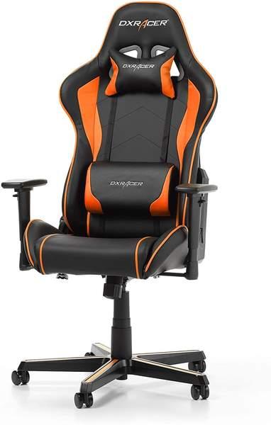 DXRacer Formula F08 orange