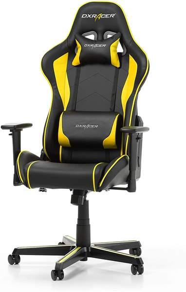 DXRacer Formula F08 gelb