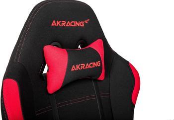 AKRACING Core EX schwarz-rot