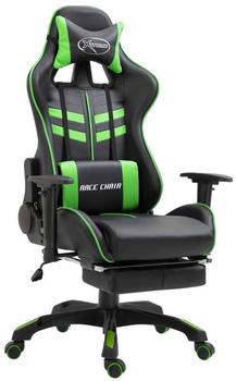 vidaxl-gaming-chair-pu-with-footrest-green-20203