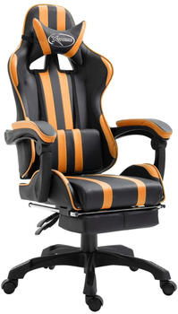 vidaxl-gaming-chair-pu-with-footrest-orange-20222