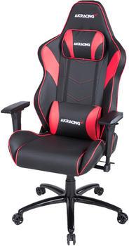 AKRACING Core LX Plus schwarz/rot