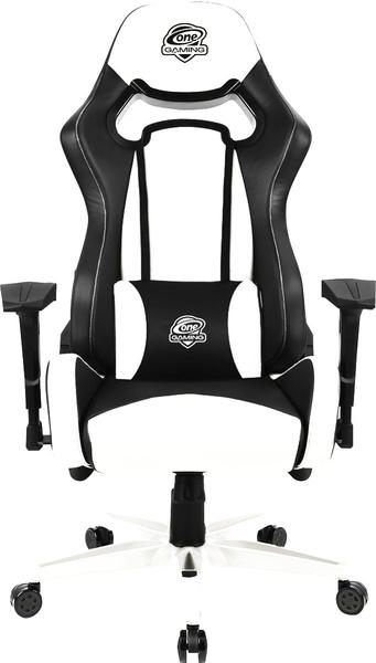 One Gaming Chair Ultra Snow Full Leather