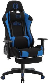 CLP Turbo LED Stoff schwarz/blau