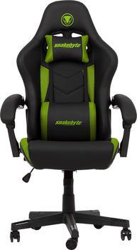 Snakebyte Gaming:Seat Evo grün