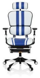 hjh OFFICE HJH Office ERGOHUMAN ELITE White/Blue