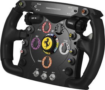Guillemot Ferrari F1 Wheel Integral T500 RS Base And Pedals