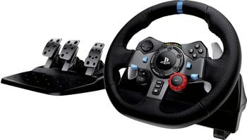 Logitech Driving Force G29 Lenkrad für PS4,PS3,PC