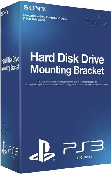 Sony PS3 Montagehalterung für Festplattenlaufwerk