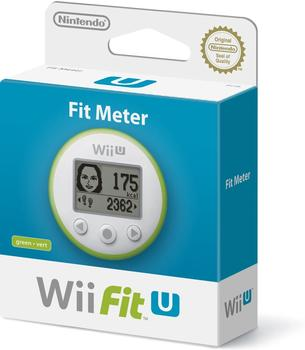 Nintendo Wii Fit U Fit Meter grün