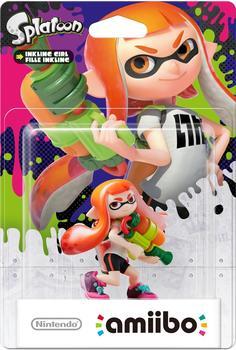 Nintendo amiibo Inkling-Mädchen (Splatoon Collection)