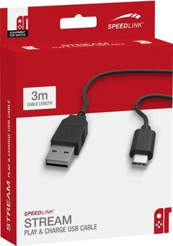 Speedlink Switch STREAM Play & Charge USB Cable