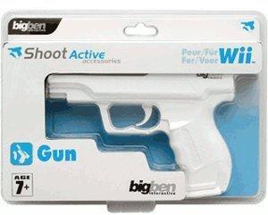 Bigben Wii Shoot Active Gun