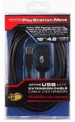 Mad Catz PS3 Move Eye Kabel USB Extension