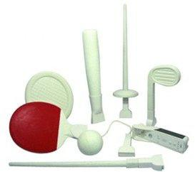 Pair & Go Wii 8 Piece Olympic Soft Sports Pack