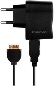 Speedlink PSP Go GETIC Power Supply, schwarz