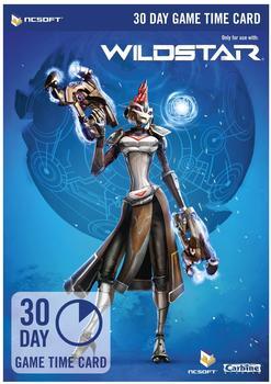 NCsoft WildStar 30 Tage Time Card