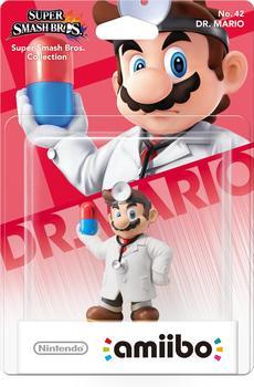 Nintendo amiibo Dr. Mario (Super Smash Bros. Collection)