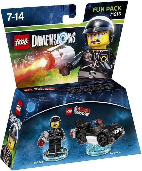 LEGO Dimensions: Spaß Pack - Bad Cop