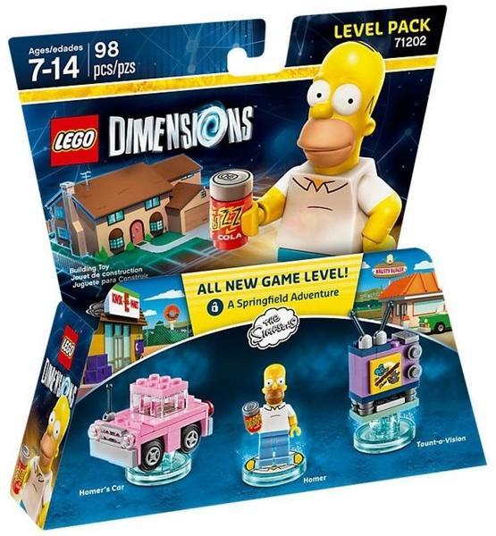 Warner Bros. LEGO Dimensions: Level Pack