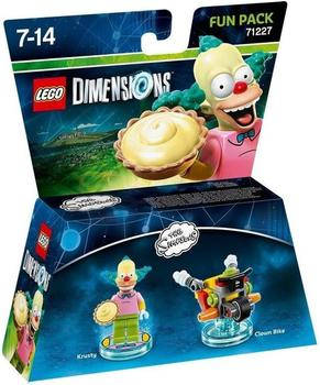 LEGO Dimensions: Spaß Pack - Krusty der Clown