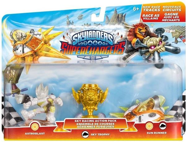 Activision Skylanders: Superchargers - Sky Racing Action Pack
