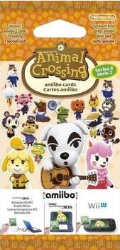 Nintendo amiibo Karten - Animal Crossing - Serie 2