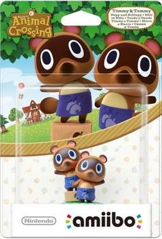 Nintendo amiibo Nepp und Schlepp (Animal Crossing Collection)
