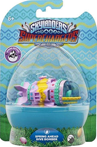 Activision Skylanders: Superchargers - Spring Ahead Dive Bomber