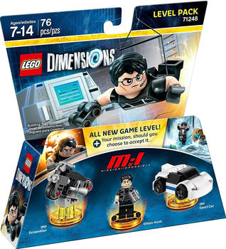 LEGO Dimensions: Level Pack - Mission Impossible